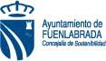 Logo azul Sostenibilidad pequeño
