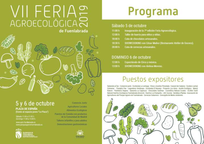 7ª edición de la Feria Agroecológica de Fuenlabrada